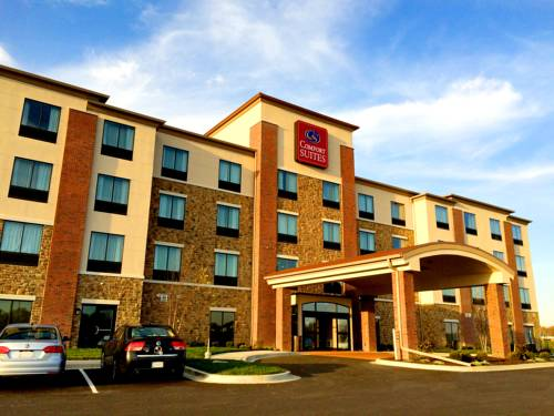 Comfort Suites Bridgeport - Clarksburg Cover Picture