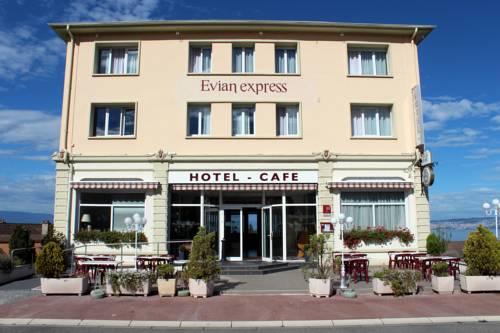 Hôtel Evian Express - Terminus Cover Picture