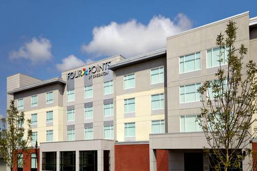 Four Points by Sheraton Edmonton International Airport Cover Picture