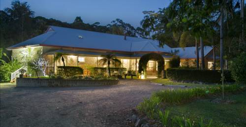Noosa Valley Manor B&B Cover Picture