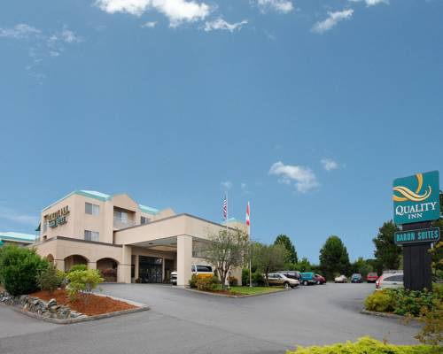 Quality Inn Grand Suites Bellingham Cover Picture