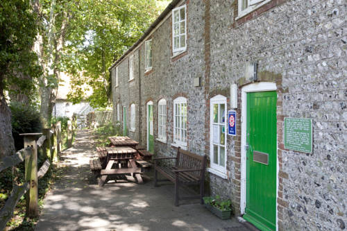 YHA Telscombe Cover Picture