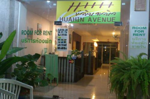 Hua Hin Avenue Cover Picture