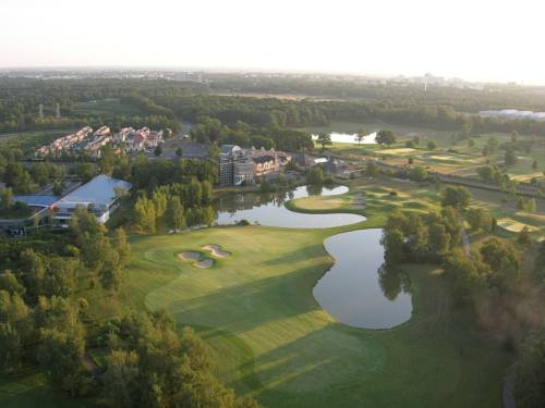 Les Portes de Sologne - Golf and Spa Cover Picture