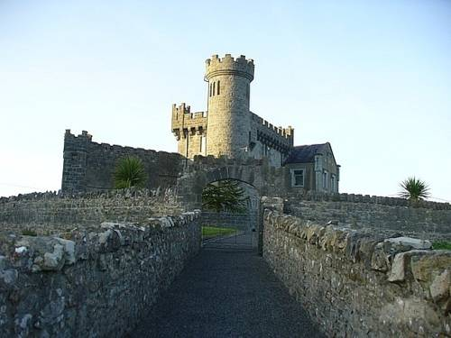 Carrigeen Castle Cover Picture