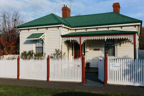 Isabella at Kyneton Cover Picture