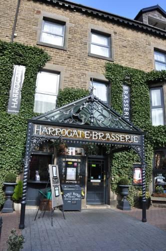 Harrogate Brasserie Boutique Hotel Cover Picture