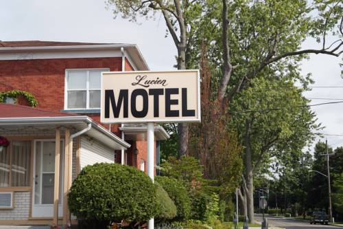 Lucien Motel Cover Picture