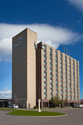 Delta Hotels by Marriott Saguenay Conference Centre Cover Picture