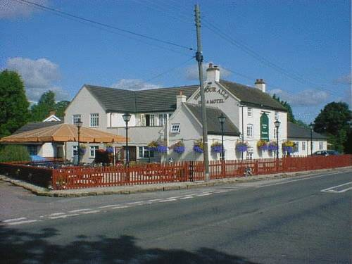 The Four Alls Inn Cover Picture