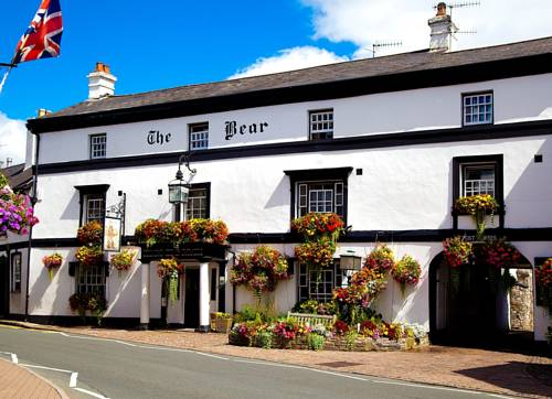 Bear Crickhowell Cover Picture