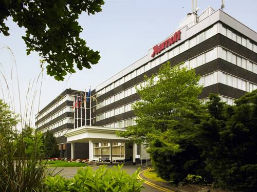 Newcastle Marriott Hotel Gosforth Park Cover Picture