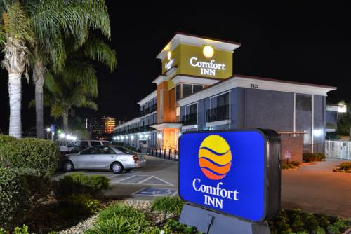 Comfort Inn Castro Valley Cover Picture
