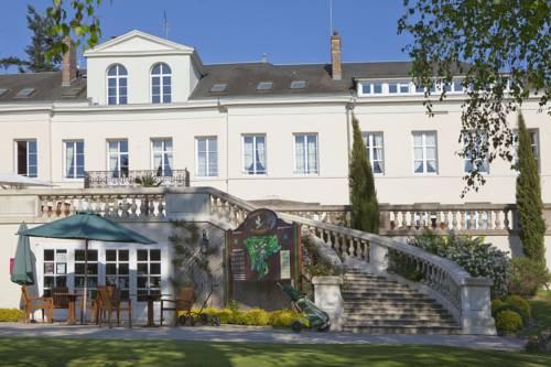 Domaine Et Golf De Vaugouard Cover Picture