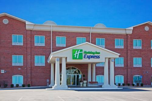 Holiday Inn Express Campbellsville Cover Picture