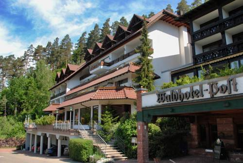 Waldhotel Post Cover Picture