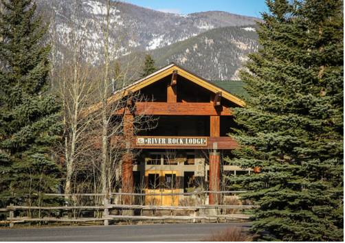 River Rock Lodge Cover Picture