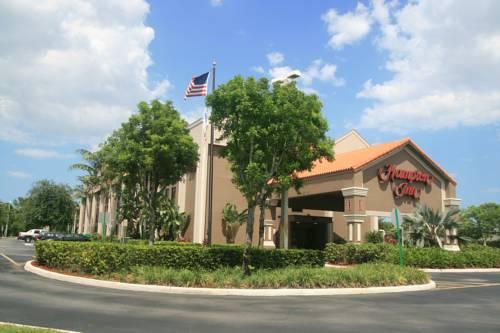 Hampton Inn Commercial Boulevard-Fort Lauderdale Cover Picture