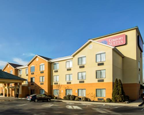 Comfort Suites Georgetown Cover Picture