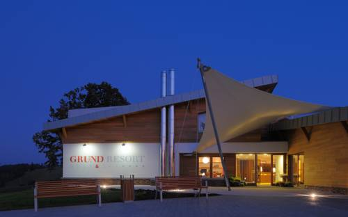Grund Resort Golf and Ski Cover Picture