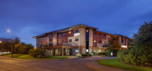 DoubleTree By Hilton Aberdeen City Centre Cover Picture