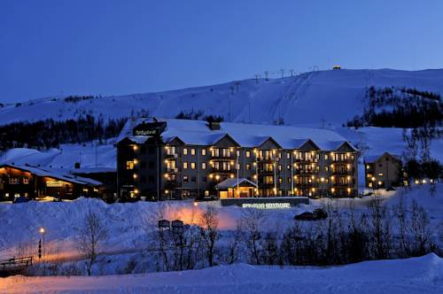 Ski Lodge Tänndalen Cover Picture
