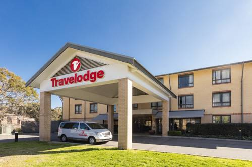 Travelodge Hotel Macquarie North Ryde Sydney Cover Picture