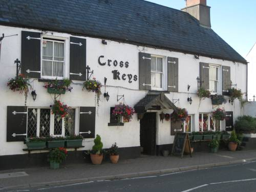 The Crosskeys Inn Cover Picture