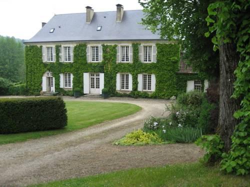 Maison d'hôtes Manoir Le Bourdil Blanc Cover Picture