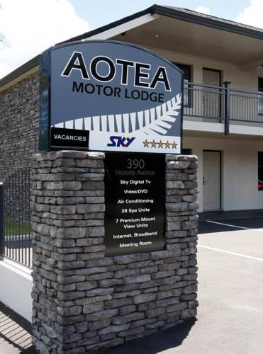 Aotea Motor Lodge Cover Picture