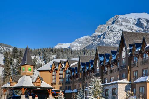 Holiday Inn Canmore Cover Picture