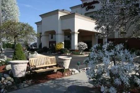 Hampton Inn Chicopee - Springfield Cover Picture