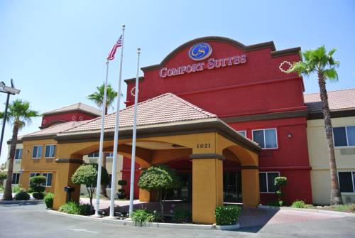 Comfort Suites Tulare Cover Picture