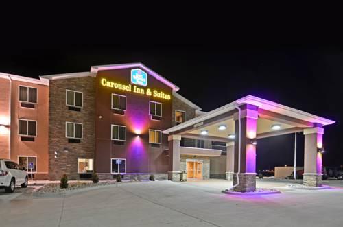 Best Western Plus Carousel Inn & Suites Burlington Cover Picture