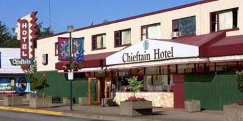 Chieftain Hotel Cover Picture
