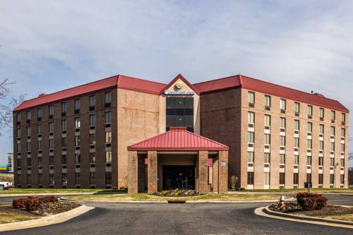 Comfort Inn Rocky Mount Cover Picture