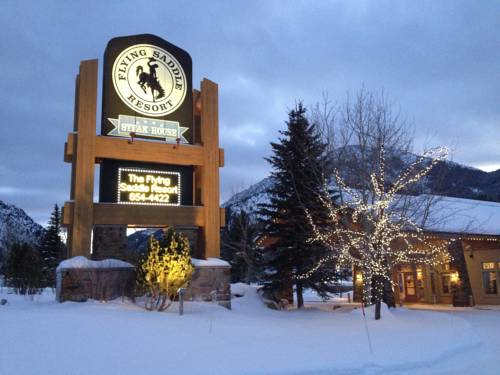 Flying Saddle Resort and Steak House Cover Picture