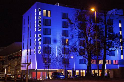 bigBOX HOTEL Kempten Cover Picture