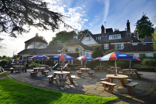 The Conningbrook Hotel Cover Picture