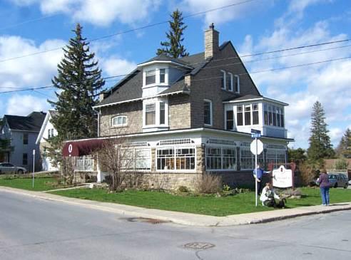 The Colonel's Inn Cover Picture