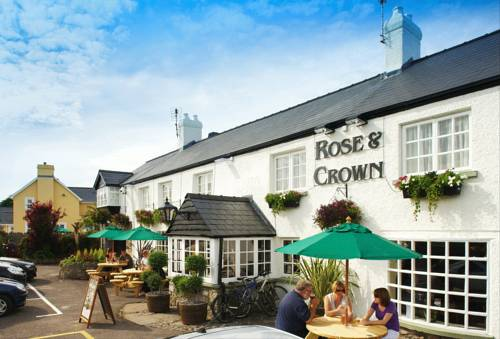 Rose And Crown Cover Picture