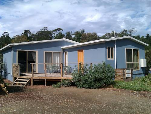 Bruny Island Beachside Accommodation Cover Picture