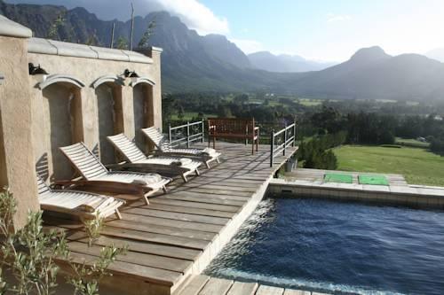 Franschhoek Pass Villa Cover Picture