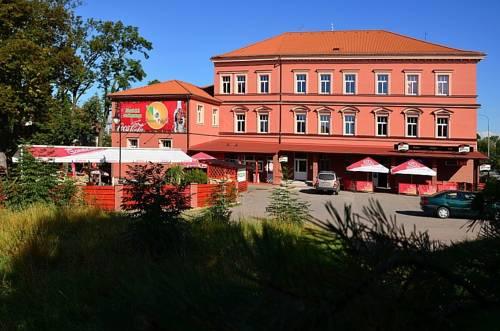 Grand Hotel Jaroměř Cover Picture