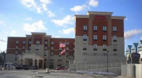 Hampton Inn & Suites Cincinnati / Uptown - University Area Cover Picture