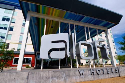 Aloft Phoenix Airport Cover Picture