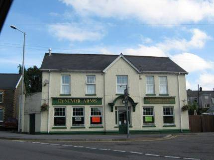 Dynevor Arms Cover Picture