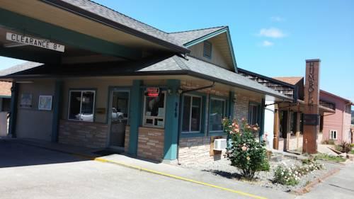 Motel Garberville Cover Picture