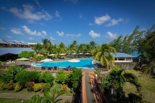Blue Lagoon Beach Hotel Cover Picture