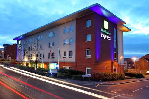 Holiday Inn Express Birmingham Redditch Cover Picture